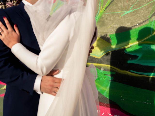 La boda de Sergio y Maria en Quintanar Del Rey, Cuenca 28