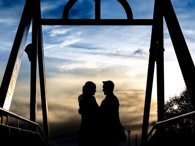 La boda de Sergio y Maria en Quintanar Del Rey, Cuenca 29