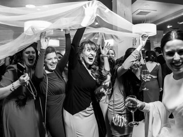 La boda de Sergio y Maria en Quintanar Del Rey, Cuenca 32