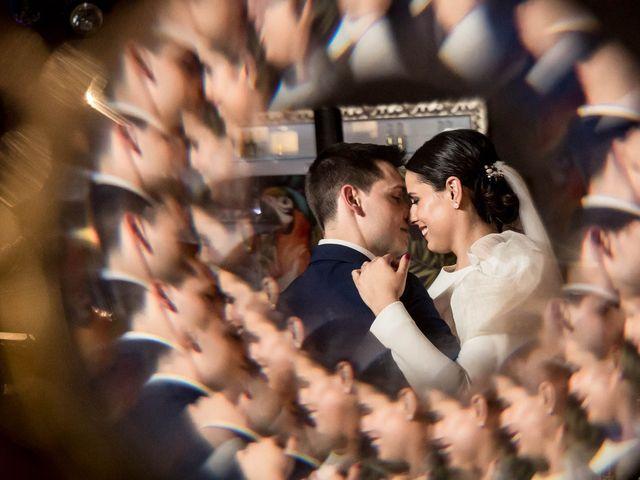 La boda de Sergio y Maria en Quintanar Del Rey, Cuenca 33