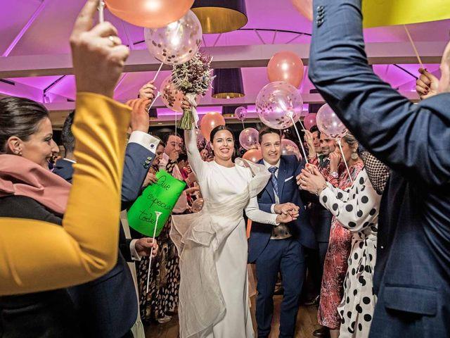 La boda de Sergio y Maria en Quintanar Del Rey, Cuenca 34