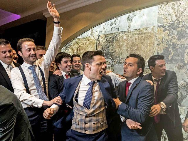 La boda de Sergio y Maria en Quintanar Del Rey, Cuenca 35