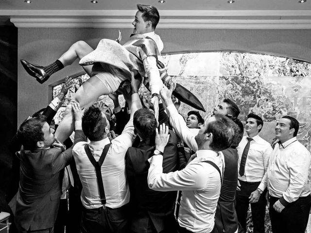 La boda de Sergio y Maria en Quintanar Del Rey, Cuenca 38