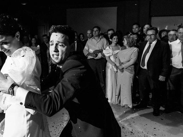 La boda de Sergio y Maria en Quintanar Del Rey, Cuenca 39