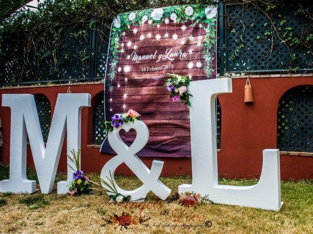 La boda de Laura y Manuel  en Otura, Granada 1