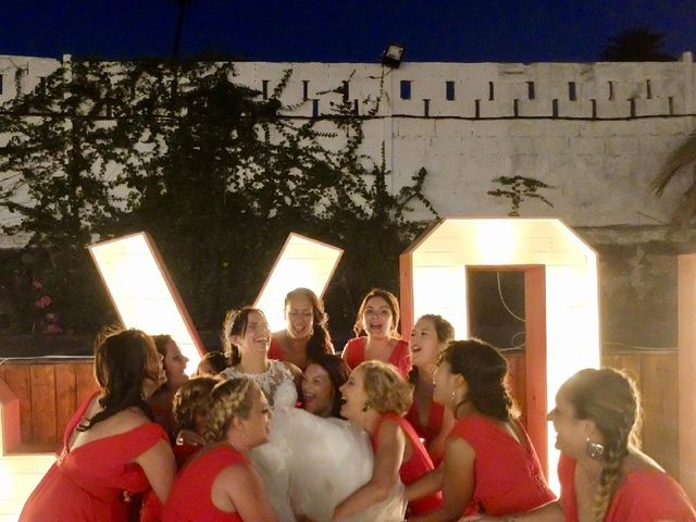 La boda de Héctor  y Chaxiraxi  en Las Palmas De Gran Canaria, Las Palmas 2