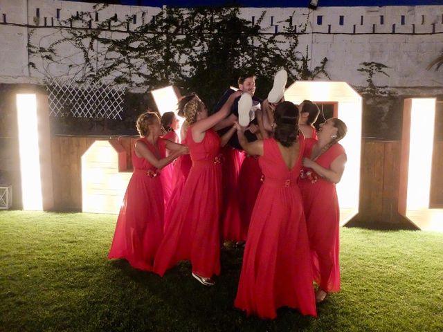 La boda de Héctor  y Chaxiraxi  en Las Palmas De Gran Canaria, Las Palmas 3