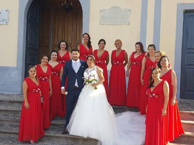 La boda de Chaxiraxi  y Héctor