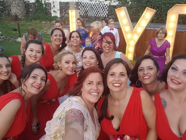 La boda de Héctor  y Chaxiraxi  en Las Palmas De Gran Canaria, Las Palmas 1