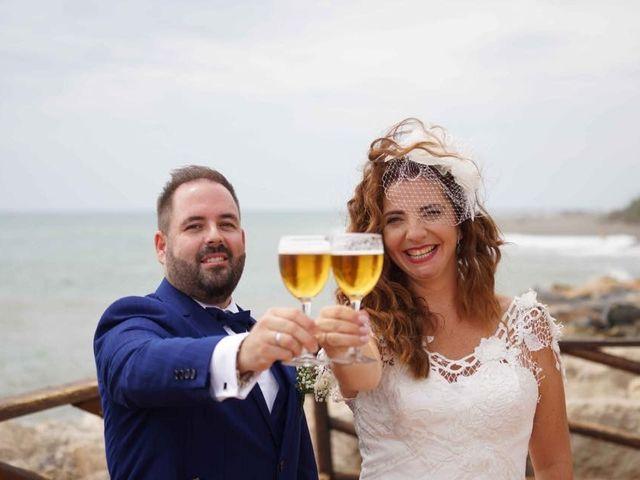 La boda de Rafa y Irene en Benajarafe, Málaga 1