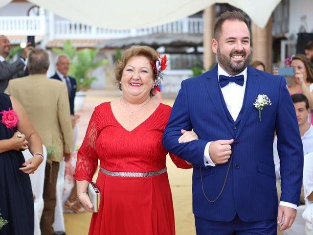 La boda de Rafa y Irene en Benajarafe, Málaga 2