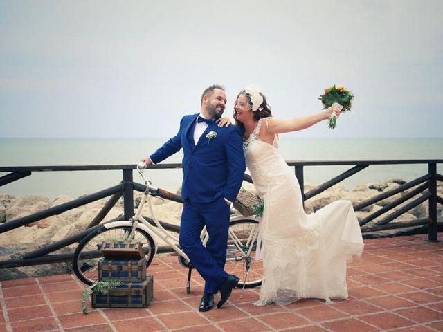 La boda de Rafa y Irene en Benajarafe, Málaga 4