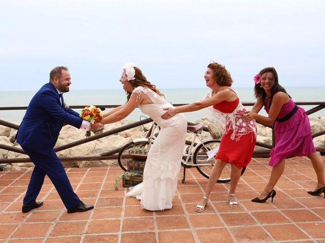 La boda de Rafa y Irene en Benajarafe, Málaga 6