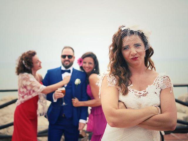 La boda de Rafa y Irene en Benajarafe, Málaga 7