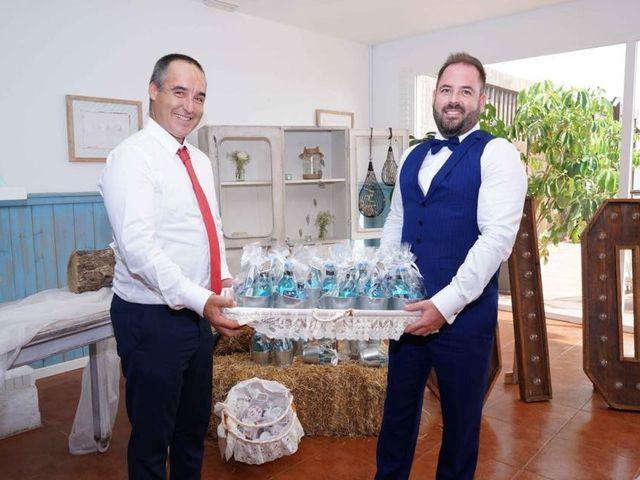 La boda de Rafa y Irene en Benajarafe, Málaga 12