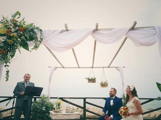 La boda de Rafa y Irene en Benajarafe, Málaga 25