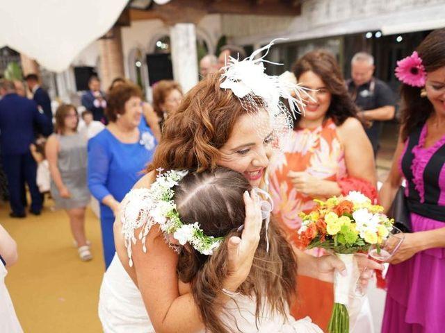 La boda de Rafa y Irene en Benajarafe, Málaga 27