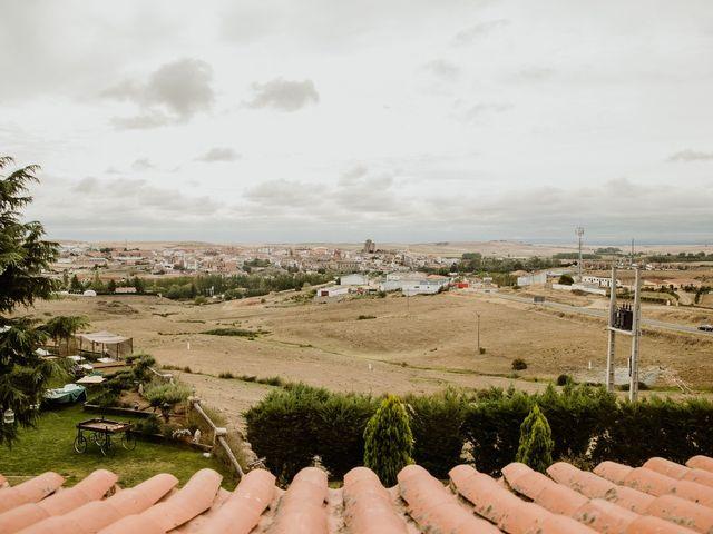 La boda de Isaac y Vanesa en Alba De Tormes, Salamanca 4