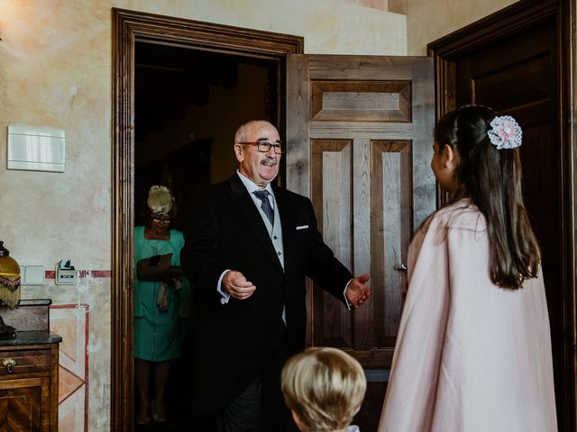 La boda de Isaac y Vanesa en Alba De Tormes, Salamanca 45