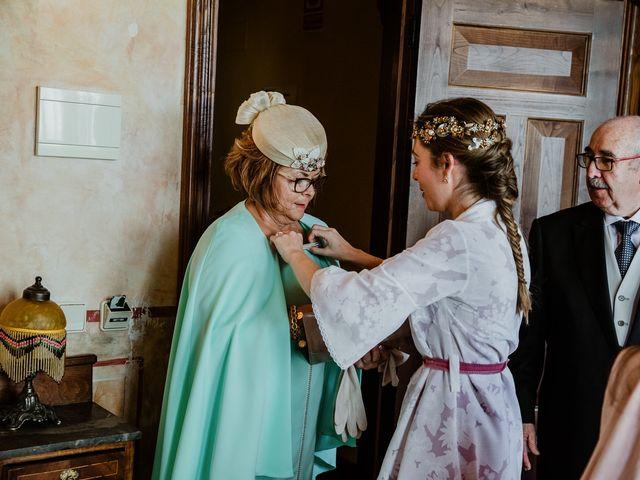 La boda de Isaac y Vanesa en Alba De Tormes, Salamanca 46