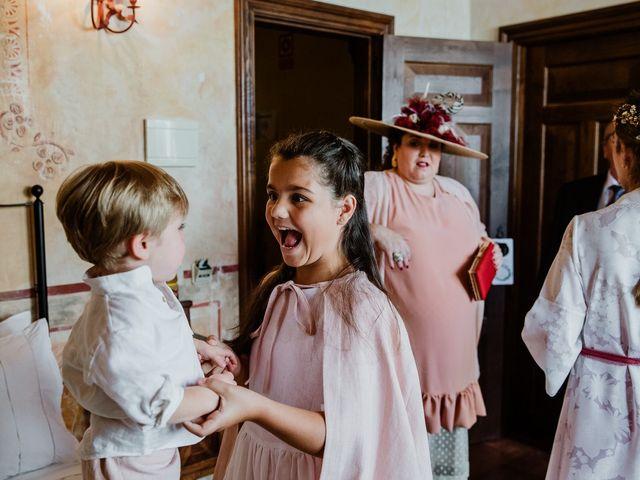 La boda de Isaac y Vanesa en Alba De Tormes, Salamanca 47