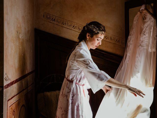 La boda de Isaac y Vanesa en Alba De Tormes, Salamanca 48