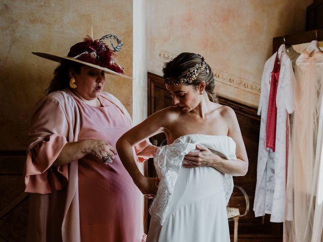 La boda de Isaac y Vanesa en Alba De Tormes, Salamanca 52