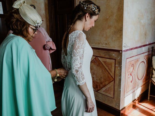 La boda de Isaac y Vanesa en Alba De Tormes, Salamanca 54