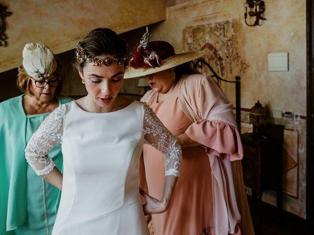 La boda de Isaac y Vanesa en Alba De Tormes, Salamanca 55