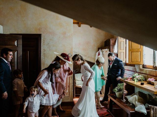 La boda de Isaac y Vanesa en Alba De Tormes, Salamanca 56