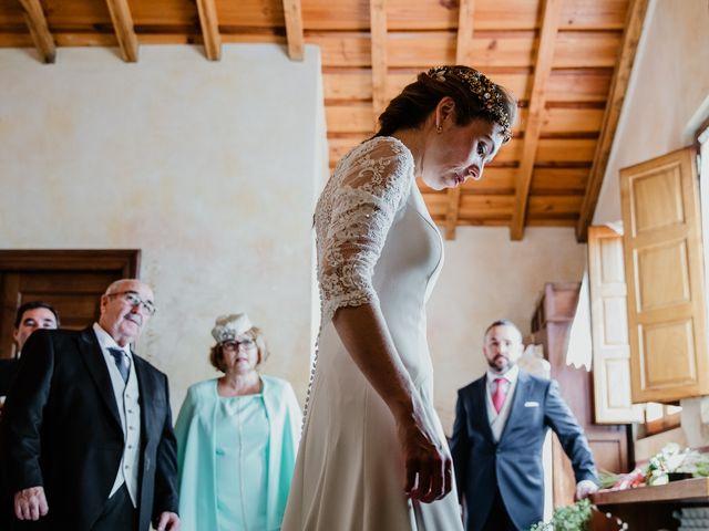 La boda de Isaac y Vanesa en Alba De Tormes, Salamanca 59