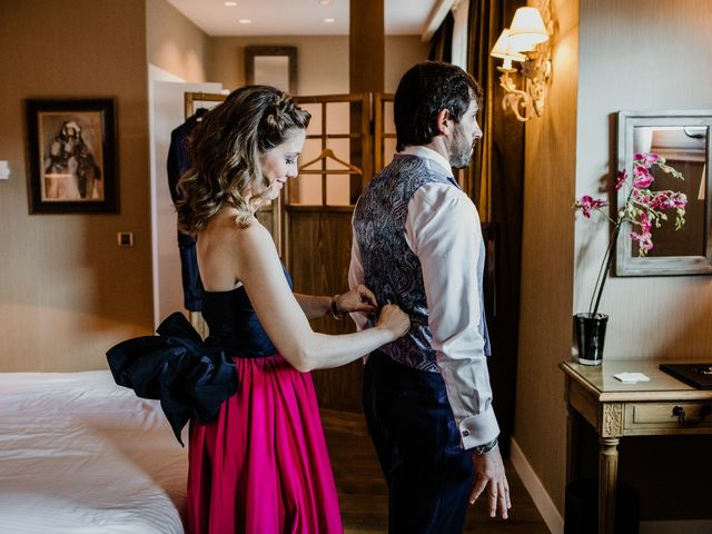 La boda de Isaac y Vanesa en Alba De Tormes, Salamanca 67