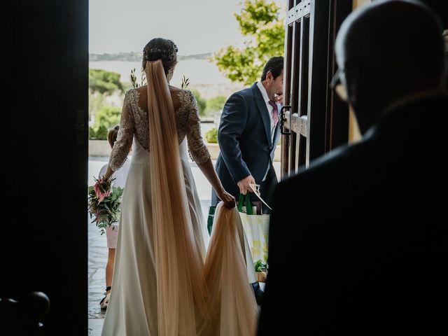 La boda de Isaac y Vanesa en Alba De Tormes, Salamanca 77