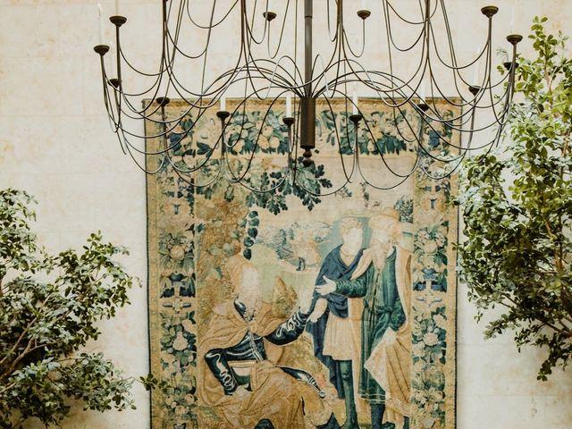 La boda de Isaac y Vanesa en Alba De Tormes, Salamanca 78