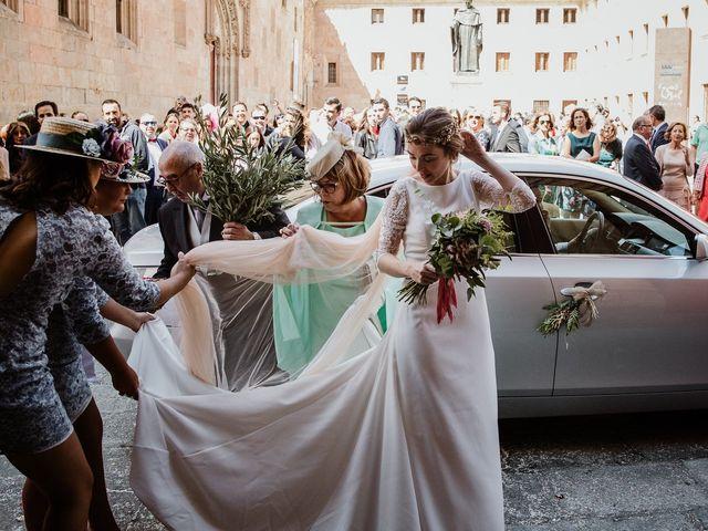 La boda de Isaac y Vanesa en Alba De Tormes, Salamanca 80