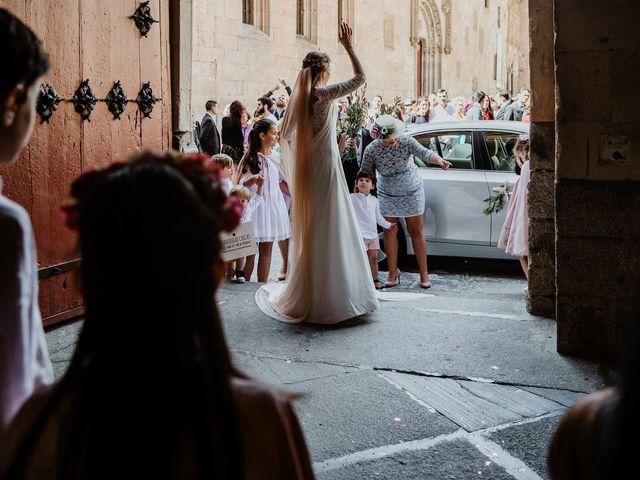 La boda de Isaac y Vanesa en Alba De Tormes, Salamanca 81