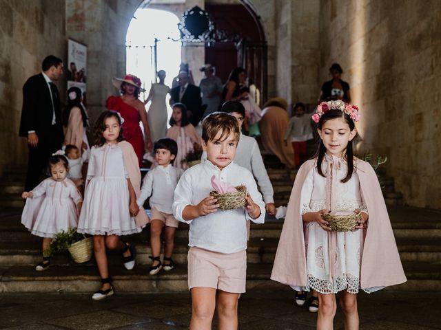 La boda de Isaac y Vanesa en Alba De Tormes, Salamanca 83