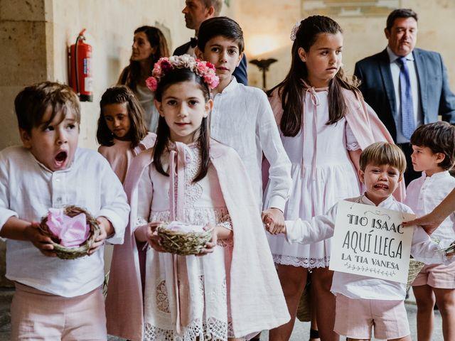 La boda de Isaac y Vanesa en Alba De Tormes, Salamanca 84