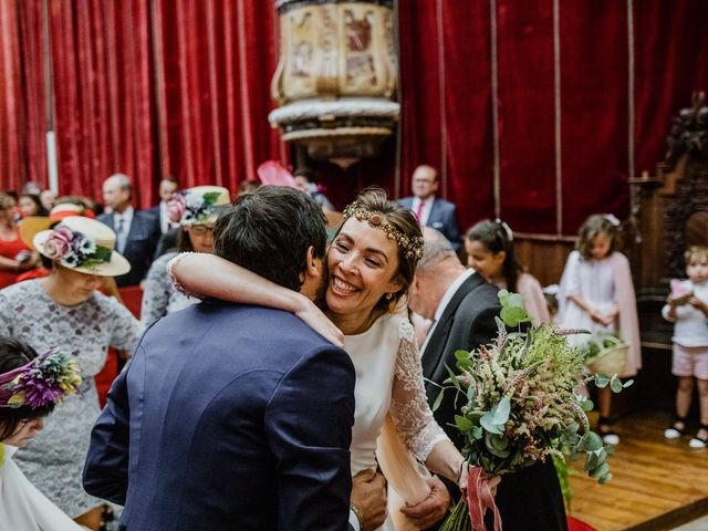 La boda de Isaac y Vanesa en Alba De Tormes, Salamanca 85