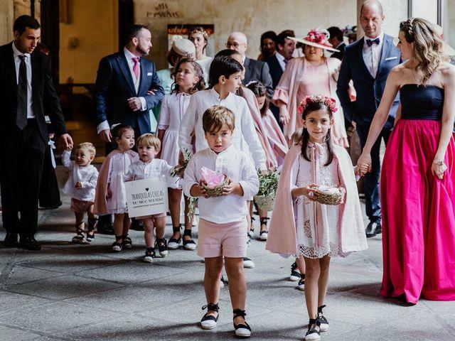 La boda de Isaac y Vanesa en Alba De Tormes, Salamanca 86