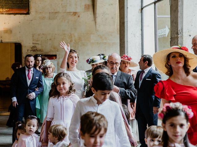 La boda de Isaac y Vanesa en Alba De Tormes, Salamanca 87
