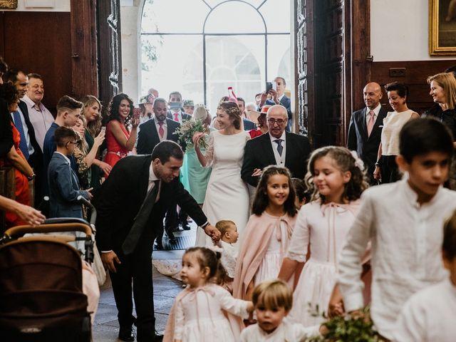 La boda de Isaac y Vanesa en Alba De Tormes, Salamanca 88