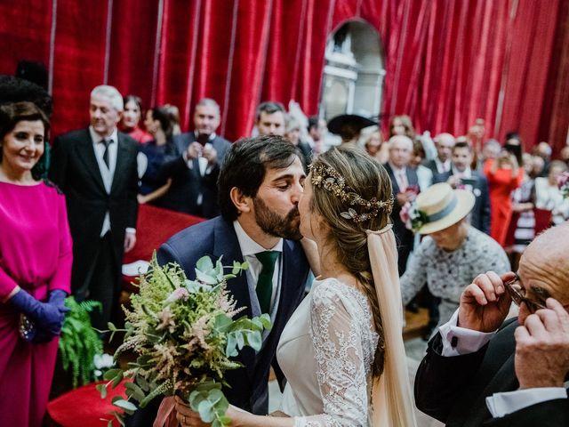 La boda de Isaac y Vanesa en Alba De Tormes, Salamanca 89