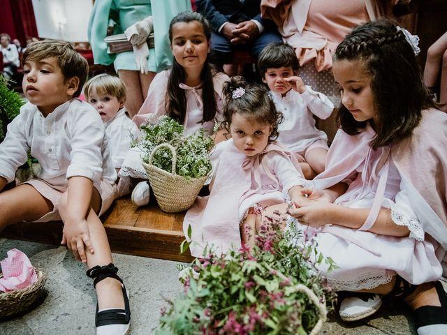 La boda de Isaac y Vanesa en Alba De Tormes, Salamanca 91