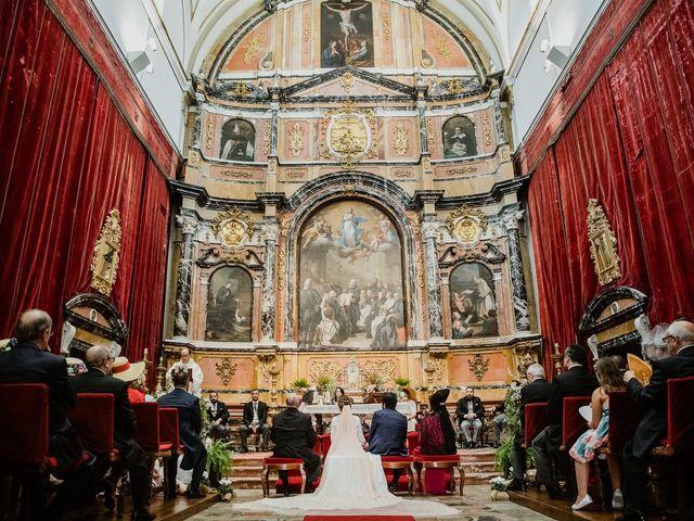 La boda de Isaac y Vanesa en Alba De Tormes, Salamanca 94
