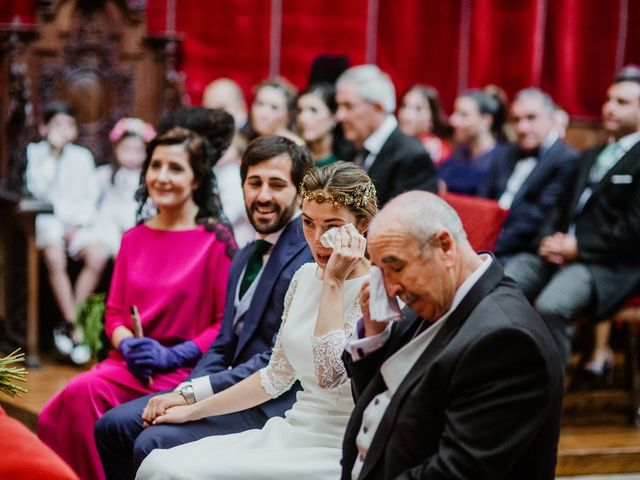 La boda de Isaac y Vanesa en Alba De Tormes, Salamanca 95
