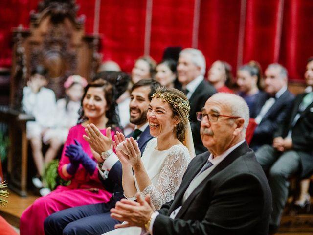 La boda de Isaac y Vanesa en Alba De Tormes, Salamanca 96