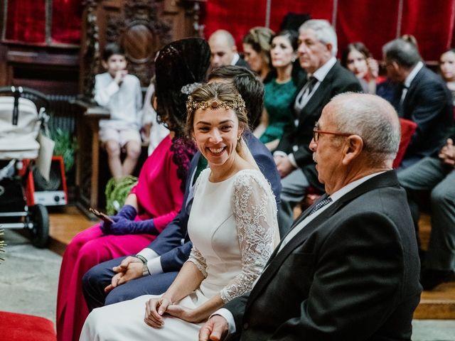 La boda de Isaac y Vanesa en Alba De Tormes, Salamanca 97