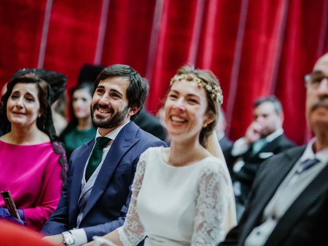 La boda de Isaac y Vanesa en Alba De Tormes, Salamanca 98