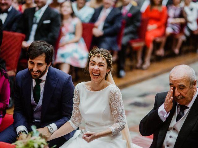 La boda de Isaac y Vanesa en Alba De Tormes, Salamanca 99